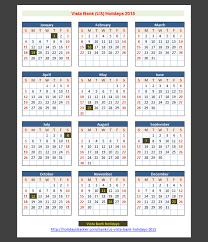 us bank calendar 2016 best 2017