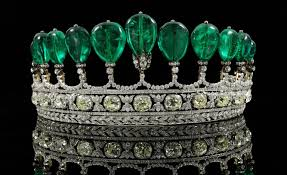 tiara collection world s most expensive tiara sells for 12 7 million the
