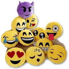 clean emoji high quality emoji pillow cushion alpha bargain