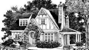 cottage house plans storybook cottage house plans hobbit huts to cottage castles
