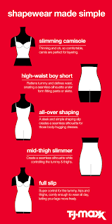 find all your shapewear needs at your local t j maxx look good