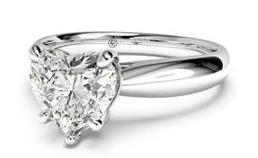 heart shaped wedding rings introducing heart shaped engagement rings ritani