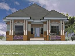 collection four bedroom bungalow design photos free home