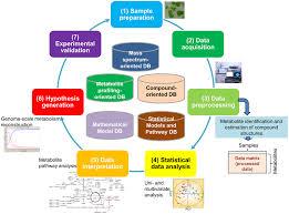 frontiers recent progress in the development of metabolome