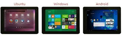 run windows on android boot windows 7 8 10 android linux ubuntu with this tablet