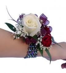 wrist corsage raspberry the differences in wrist