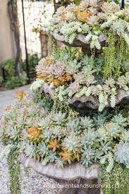 69 best bird bath garden planters images on pinterest garden