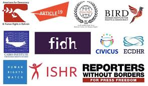 international organizations for human rights joint letter human rights violations in bahrain