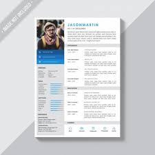 resume design templates downloadable creative resume template download free psd file free download