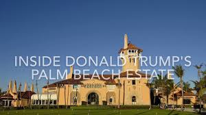 Trump S Apartment Video Donald Trump U0027s Palm Beach Estate Mar A Lago Youtube