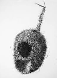 liu ling singapore charcoal drawing artist