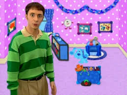 blues clues tickety tock