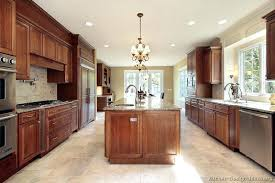 kitchen design ideas org traditional kitchen design traditional medium wood cherry kitchen