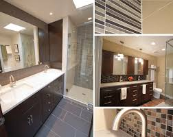 bathroom design seattle bathroom remodels two 1980 s bathrooms seattle architects