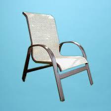 E Eclipse Sling Line Café Chair Patio Furniture Repair - Patio furniture repair