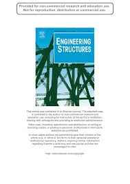 design and behavior of zipper braced frames pdf download available