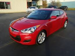 Hyundai Veloster Hatchback 3 Door by Hyundai Veloster Hatchback 3 Door In Arkansas For Sale Used