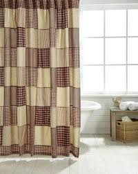 Purple And Brown Shower Curtain Cheston Shower Curtain U2013 Primitive Star Quilt Shop