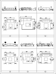 Sofa Cad Block Elevation Best Sofa Blocks And Elevation Cad Drawings Download Cad