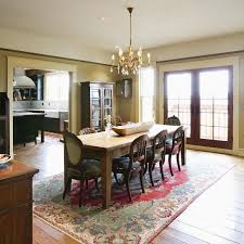 dining room dining room area rugs dining table rug under table