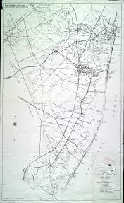 New York And New Jersey Map by Historical Ocean County New Jersey Maps
