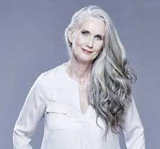collections of senior women with long hair cute hairstyles for