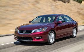first drive 2013 honda accord automobile magazine