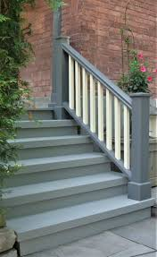 Porch Steps Handrail Heritage Carpentry Company New Porch Steps And Handrail