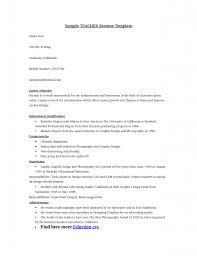 yoga teacher resume sample security resume1 security resume2 security resume3 resume job resume template free 79 interesting sample resume template free templates resume format for teaching job