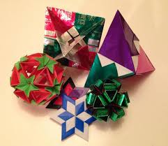 origami ornaments springfield museums