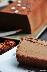 cuisine saine fr recette sans gluten ni oeuf bûche de noël chocolat noisettes