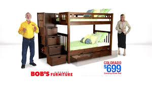 Bunk Bed Bob Colorado Stairway Bunk Bed Bob S Discount Furniture Colorado