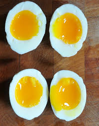 egg boiled soft boiled egg breakfast salad recipe leanne brown