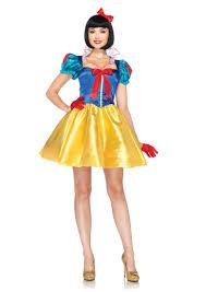 pirate costume halloween blue yellow 2 piece classic snow white costume amiclubwear
