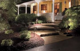 Copper Moon Landscape Lighting - all about path lighting this old house