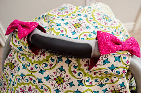Pink Car Seat Canopy by Smile Like You Mean It Baby Projects Car Seat Canopy