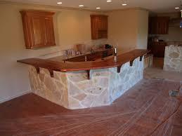 Counter Bar Top Mesquite Custom Wood Countertops Butcher Block Countertops