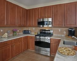 what color granite looks best with cherry cabinets which quartz colors work best with cherry cabinets