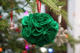 15 easy to make ornaments in just 5 minutes