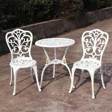 Aluminium Bistro Chairs Aluminium Furniture Sets U2013 Next Day Delivery Aluminium Furniture