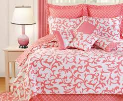 serendipity coral bedding oceanstyles com