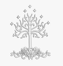 image tree of gondor by elinah d4xc3wf png shadow of mordor test
