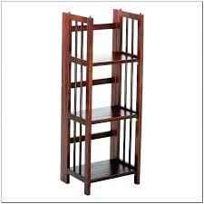 stackable bookcases solid wood bookcase java solid wood stackable folding bookcase mission