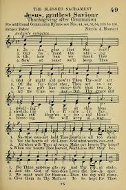 the st gregory hymnal and catholic choir book singers ed melody