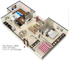 Home Design 3d Android 2nd Floor 1165 Sq Ft 2 Bhk 2t Apartment For Sale In Vistara Ventures