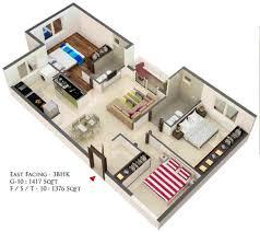 1165 sq ft 2 bhk 2t apartment for sale in vistara ventures