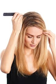 hairstyle to hide grey roots 6 root hiding hacks to hold you over between dye jobs zig zag