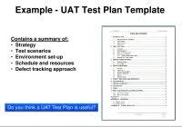acceptance test report template user acceptance testing feedback report template professional
