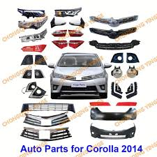 toyota corolla spares wholesale factory price auto spare parts for toyota corolla altis