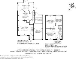 3 bedroom link detached house for sale in chorefields kidlington ox5